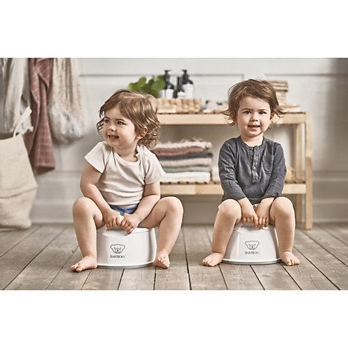 Детский горшок BabyBjorn Smart Potty белый от BabyBjorn