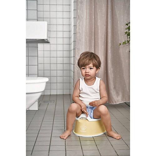 Детский горшок BabyBjorn Smart Potty жёлтый от BabyBjorn