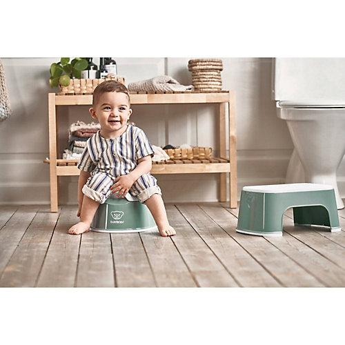 Детский горшок BabyBjorn Smart Potty зелёный от BabyBjorn