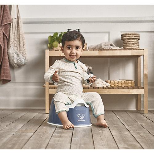 Детский горшок BabyBjorn Smart Potty синий от BabyBjorn