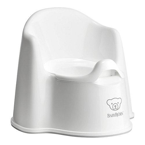 Кресло-горшок BabyBjorn Potty Chair белый от BabyBjorn