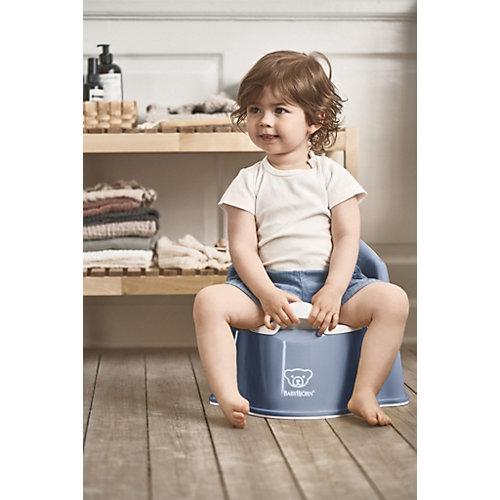 Кресло-горшок BabyBjorn Potty Chair синий от BabyBjorn