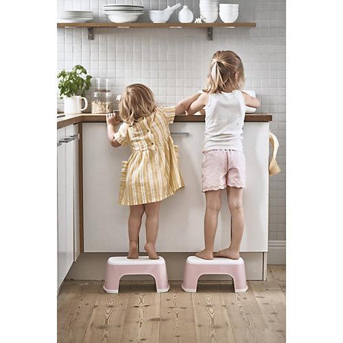 Стульчик-подставка BabyBjorn Step Stool розовый от BabyBjorn