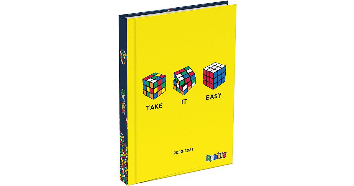Buch - Schülerkalender 2020/2021 Rubiks