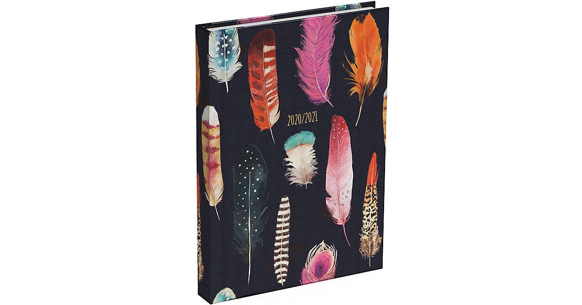 Buch - Schülerkalender 2020/2021 Feathers
