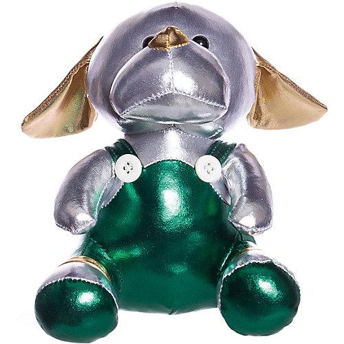 "Мягкая игрушка ABtoys ""Металлик"" Собака, 16 см от ABtoys"