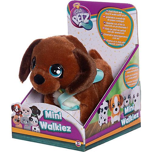 Инерактивный щенок IMC Toys Club Petz Mini Walkiez Chocolab от IMC Toys