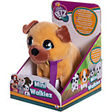 Инерактивный щенок IMC Toys Club Petz Mini Walkiez Shepherd