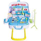 """Игровой набор Junfa Toys """"Доктор"""", в чемоданчике"""