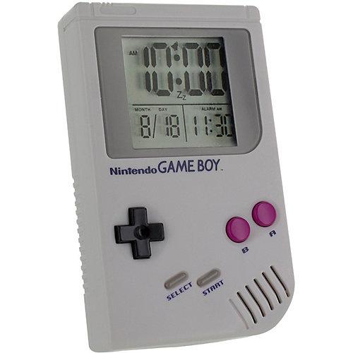 Часы Paladone настольные Gameboy Alarm Clock от Paladone