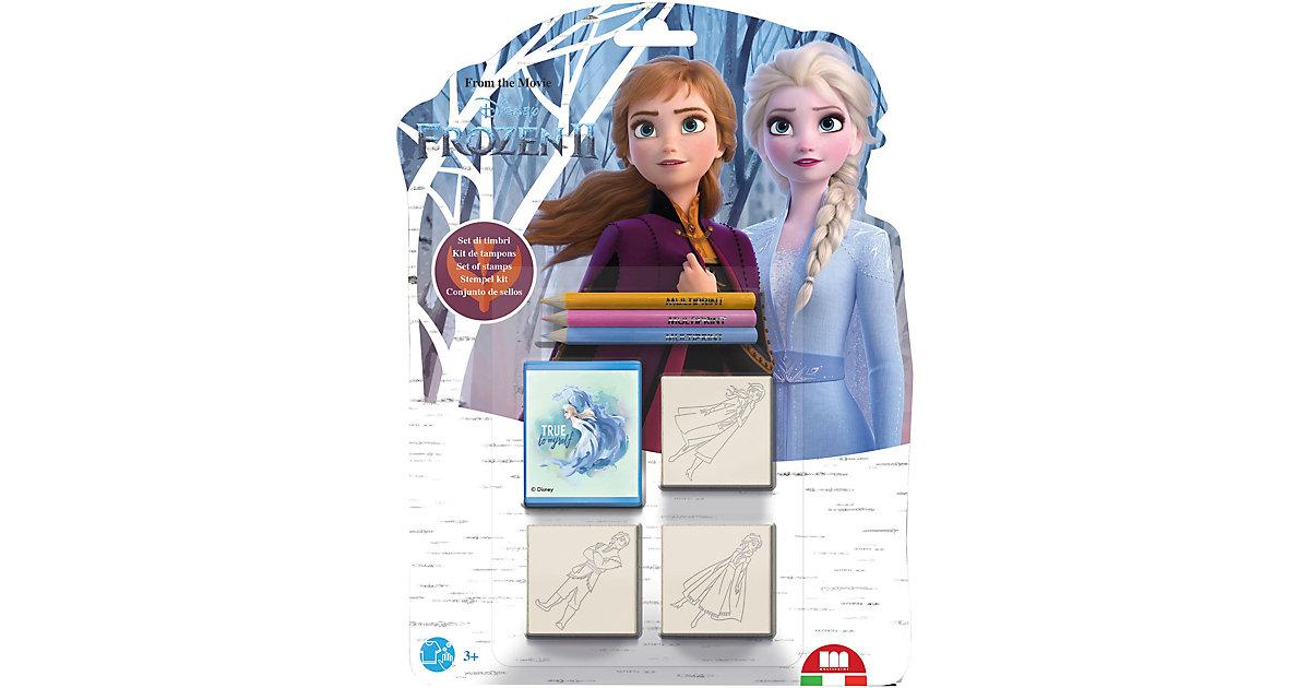 Frozen 2 Stempel, 3 Stück