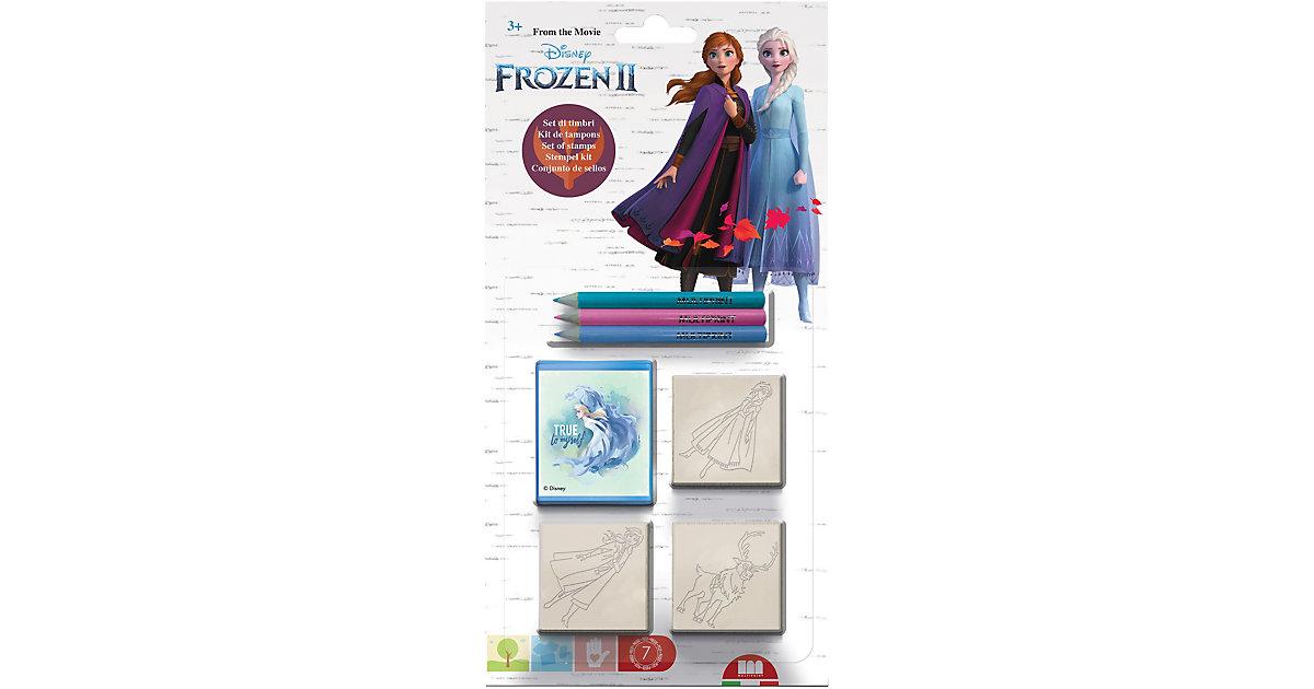 Frozen 2 Stempel, 3 Stück im Blister