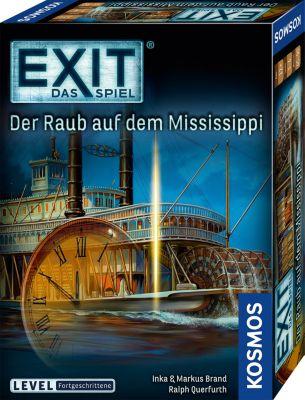 EXIT - Der Raub auf dem Mississippi - Level Fortgeschrittene