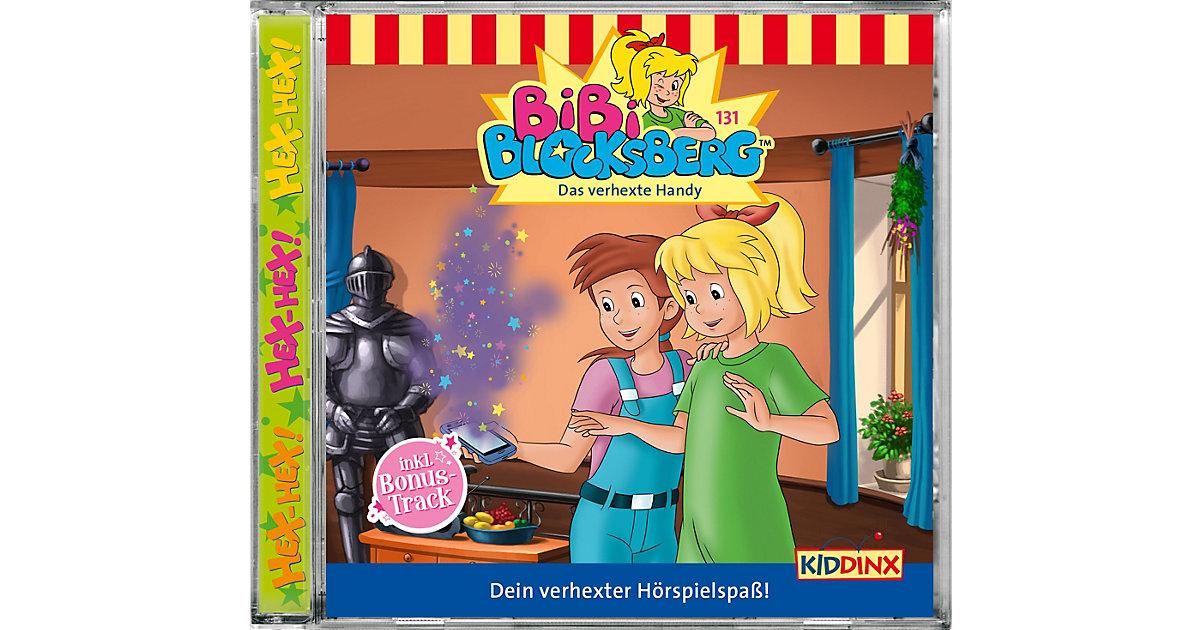 CD Bibi Blocksberg 131 - Das verhexte Handy Hörbuch