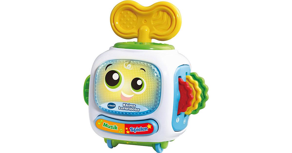 Kleiner Lernroboter bunt