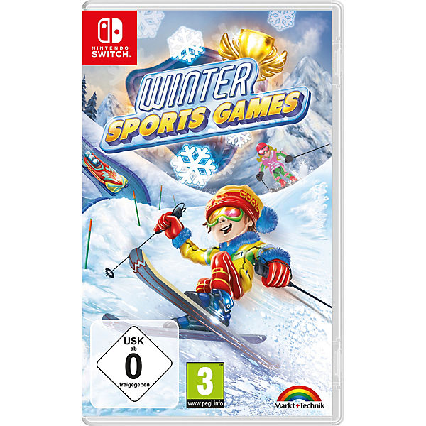 Nintendo Switch Winter Sports Games