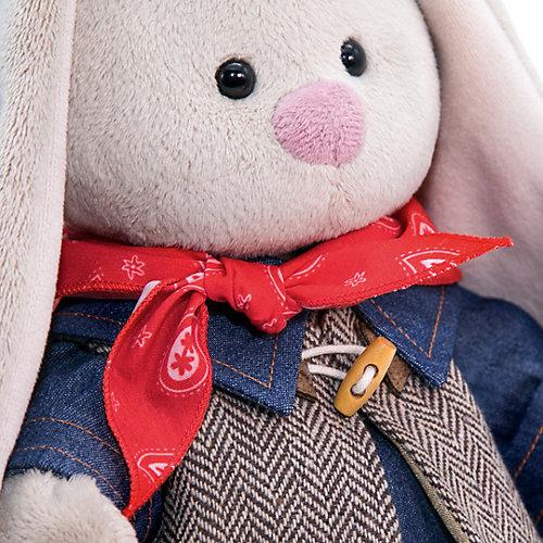 Мягкая игрушка Budi Basa Зайка Зайка Ми в джинсовом платье, 32 см от Budi Basa