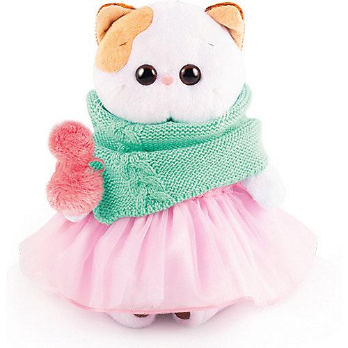Мягкая игрушка Budi Basa Кошечка Ли-Ли в юбке со снудом, 24 см от Budi Basa