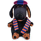 Мягкая игрушка Budi Basa Собака Ваксон в кепке, 25 см