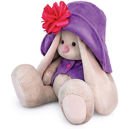 Мягкая игрушка Budi Basa Зайка Ми в лиловом, 18 см от Budi Basa