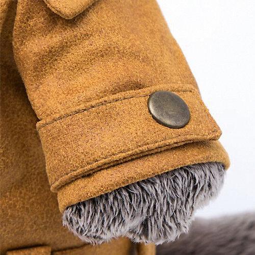 Мягкая игрушка Budi Basa Кот Басик в куртке-косухе, 22 см от Budi Basa