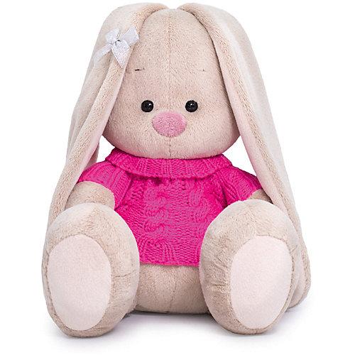 Мягкая игрушка Budi Basa Зайка Ми в розовом свитере, 23 см от Budi Basa
