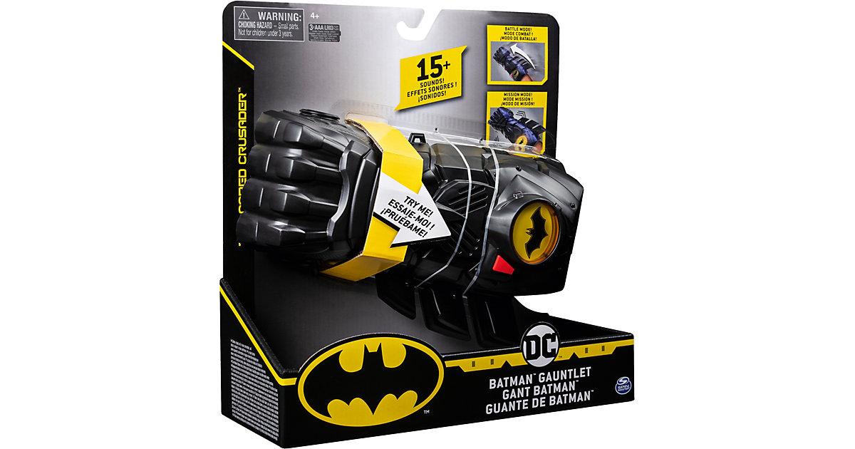 Batman Interaktiver Action-Handschuh mit Licht- und Soundeffekten, für Kinder ab 4 Jahren Jungen Kinder