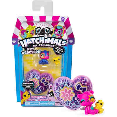 Hatchimals Colleggtibles - Hatchipets Pack S7