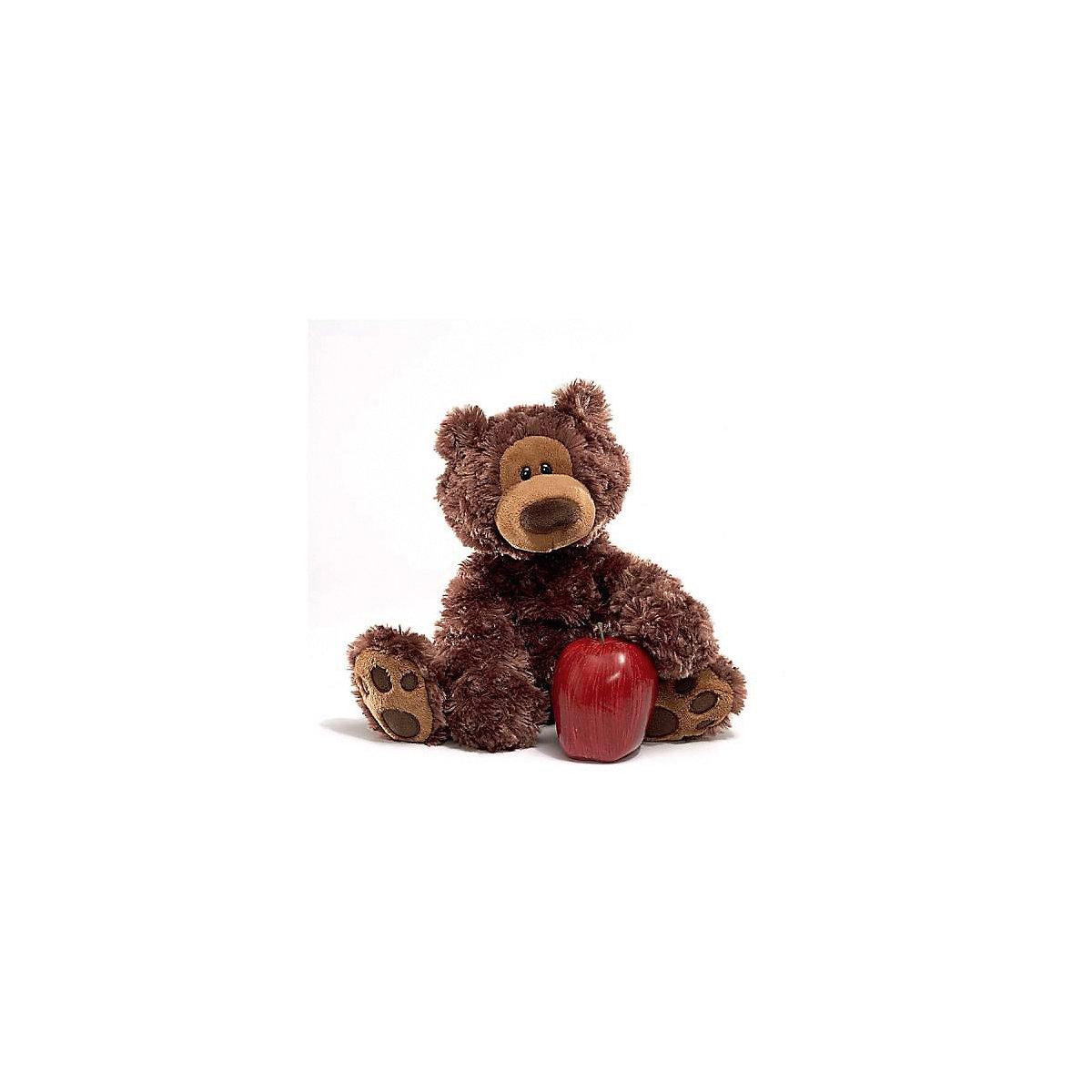 Gund - Philbin Bear Chocolate Small 305 cm Spin Master RX4Zf