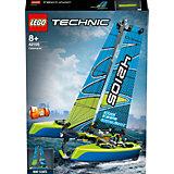 Конструктор LEGO Technic 42105: Катамаран