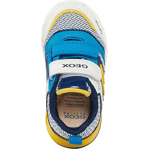 Кроссовки Geox - синий/белый от GEOX