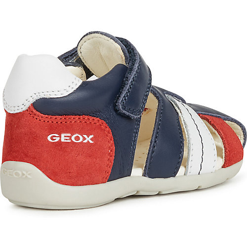 Сандалии Geox - синий/красный от GEOX