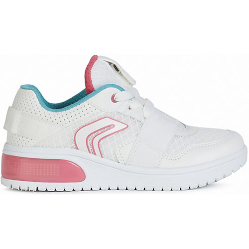 Кроссовки Geox - розовый/белый от GEOX