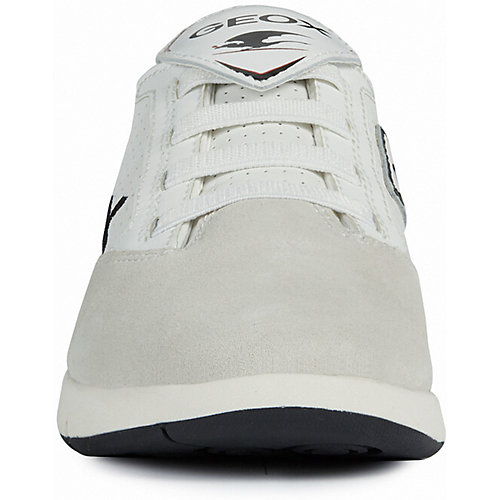Кроссовки Geox - белый/серый от GEOX