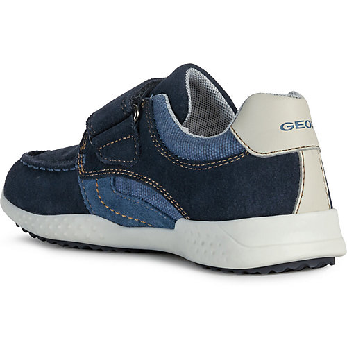 Мокасины Geox - голубой от GEOX