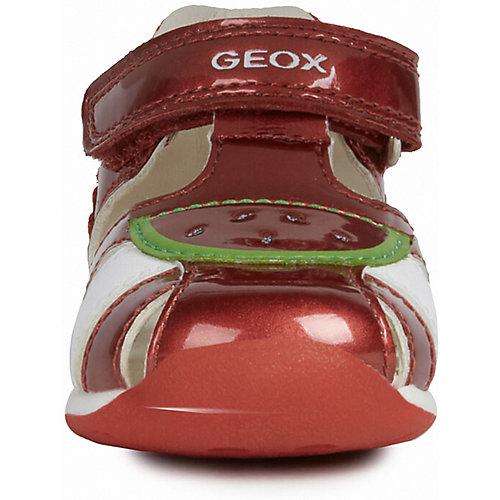 Сандалии Geox - красный от GEOX
