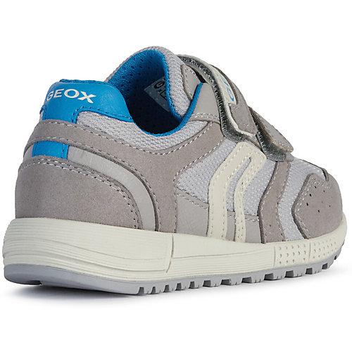 Кроссовки Geox - сине-серый от GEOX