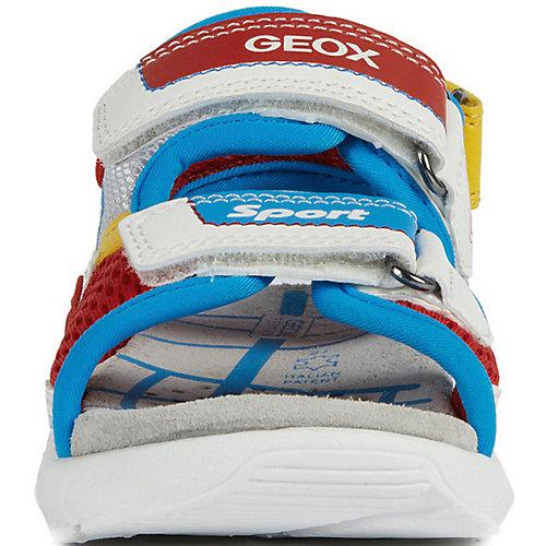 Сандалии Geox - разноцветный от GEOX