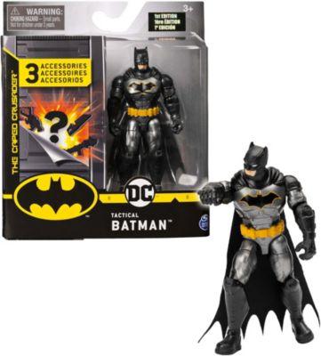 Batman Basic Figur Tactical, 10 cm, Batman | myToys