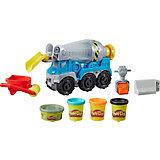 Игровой набор Play-Doh Wheels Бетономешалка