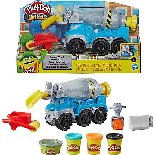 Игровой набор Play-Doh Wheels Бетономешалка от Hasbro