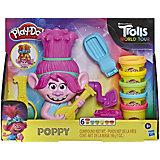Игровой набор Play-Doh Trolls World Tour Розочка