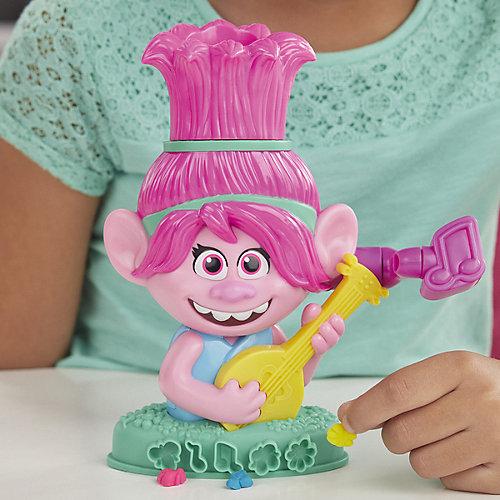 Игровой набор Play-Doh Trolls World Tour Розочка от Hasbro