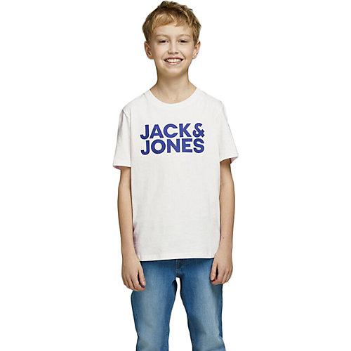 Футболка Jack & Jones - weiß-kombi от JACK & JONES Junior