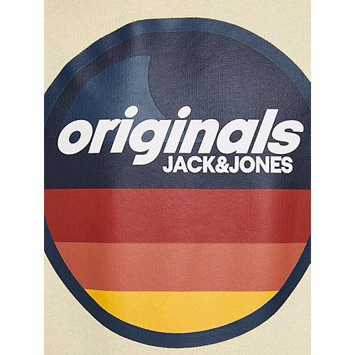 Худи Jack & Jones - желтый от JACK & JONES Junior