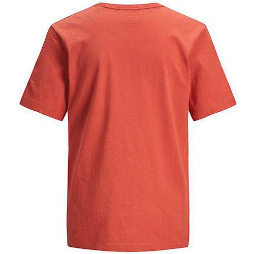 Футболка Jack & Jones - оранжевый от JACK & JONES Junior