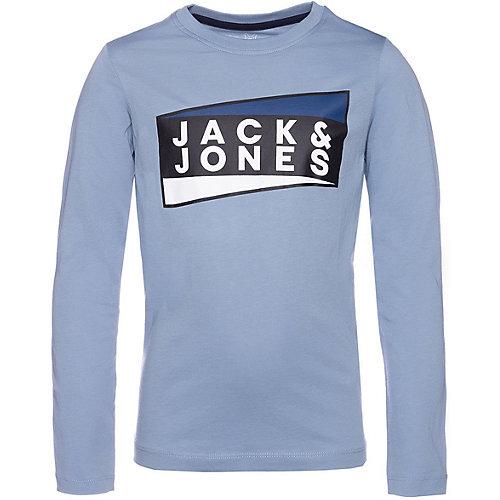 Лонгслив Jack & Jones - голубой от JACK & JONES Junior
