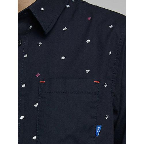 Рубашка Jack & Jones - темно-синий от JACK & JONES Junior