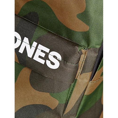 Рюкзак Jack & Jones 34х45х14 см - зеленый от JACK & JONES Junior