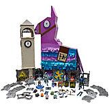 Игровой набор Jazwares Fortnite Большая лама-пиньята, 100 аксессуаров